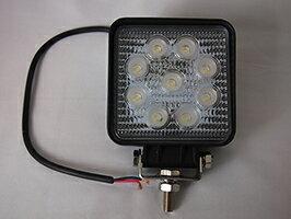 27W9連LED作業灯ワークライト