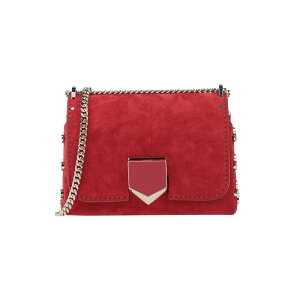 Jimmy Choo Jimmy Choo Women's Handbag Bag Red