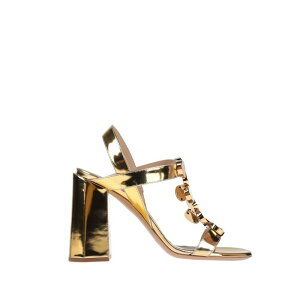 Mulberry Women's Sandals Shoes Shoes Gold