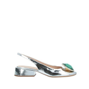 Mulberry Womens Pumps Shoes Shoes Silver