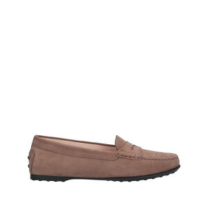 TODS TOD'S Ladies' moccasins shoes shoes cocoa