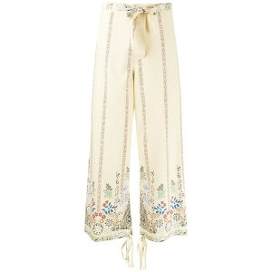 ETRO Ladies Cropped Pants Ankle Ankle Length Bottoms