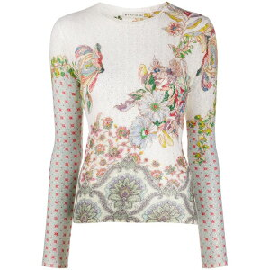 ETRO Ladies Knit Sweater Tops