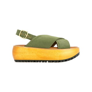 MARNI MARNI Ladies sandals slide shoes shoes