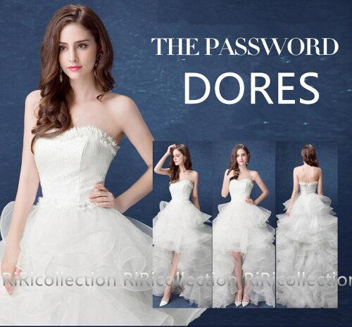 ウェディングドレス ドレス カラードレス 結婚式 披露宴 欧米人気 刺繍/ プリンセスライ...