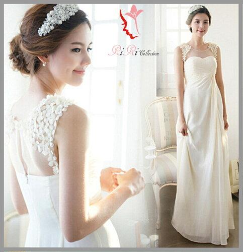 即納♪ ウェディングドレス ホワイトレースゴージャスミニドレス 美しい 結婚式 披露宴 刺繍...