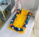 4タイプ 恐竜 宇宙  星柄 王冠  ベッドインベッド 添い寝 サポート ベビーガード カラフル ベビーベッド 寝返り防止 コットン 赤ちゃんが安心♪ 赤ちゃん 新生児 男の子 女の子  移動にも便利 枕  出産祝い 育児グッズ プレゼント