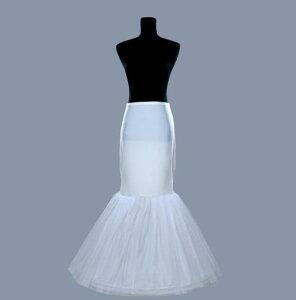 3569c16f83f6a パニエ マーメイドドレス ワイヤーパニエ 2サイズ 90CM 110CM ウェディングドレス ワイヤー1本入り サイズ調整可能 取り外し可能  フリーサイズ マーメイドドレスに ...