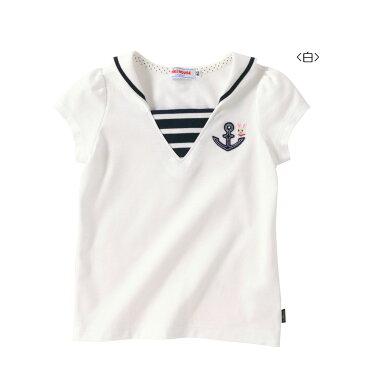 【ポイント10倍】【ミキハウス】Tシャツ6300【3980円以上で送料無料(国内)】