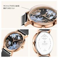 腕時計レディースブランド防水レディース腕時計おしゃれ人気ファッションブレスレット20代30代40代50代花フラワー