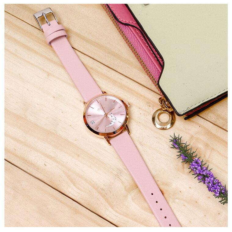 腕時計 レディース ブランド 防水 おしゃれ 人気 ファッション カジュアル 20代 30代 10代 カレンダー 曜日 日付 スマイル JULIUS 入学祝い 母の日