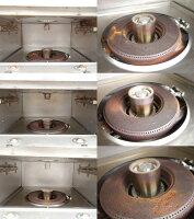 【】K▼タニコーガス式立体炊飯器3段都市ガスTGRC-3S(04687)