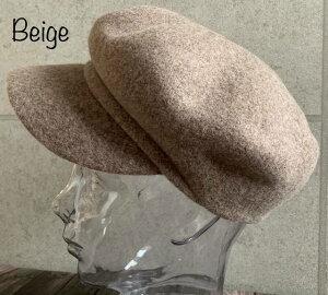 ■0a2w 帽子 ウール混 キャスケット ベレー帽 ふんわり ボリューム アーガイル 刺繍 マリンキャップ トレンド 男女兼用 秋 冬