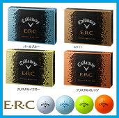 ☆即納☆日本正規品☆2016年キャロウェイERCゴルフボール1ダース(12個入)
