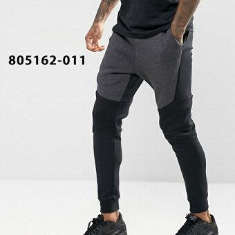 ナイキ/メンズ/ジョガーパンツ/カジュアルパンツ/ボトムス/Nike/Tech/Fleece/Joggers/Black/805162-011/nike91