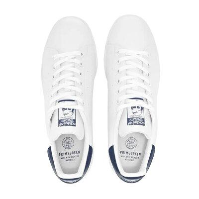 【クーポンでさらに184円OFF】 アディダス スタンスミス レディース スニーカー グリーン ホワイト 白 M20324 adidas STAN SMITH 【ads7-4】・・・ 画像2