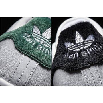 アディダス/スタンスミス/adidas/STANSMITH/J/レディース/ジュニア/スニーカー/グリーン/ホワイト/ゴールド/ブラック/BY9984/BY9985/ads74