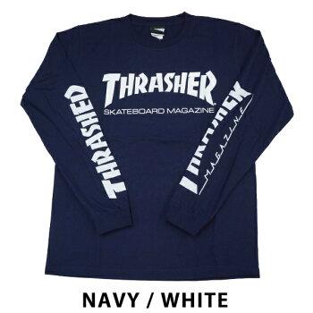 スラッシャー/マグ/スリーブ/ロンT/THRASHER/MAG/SLEEVE/LS/TEE/TH8301-S/thrasher15
