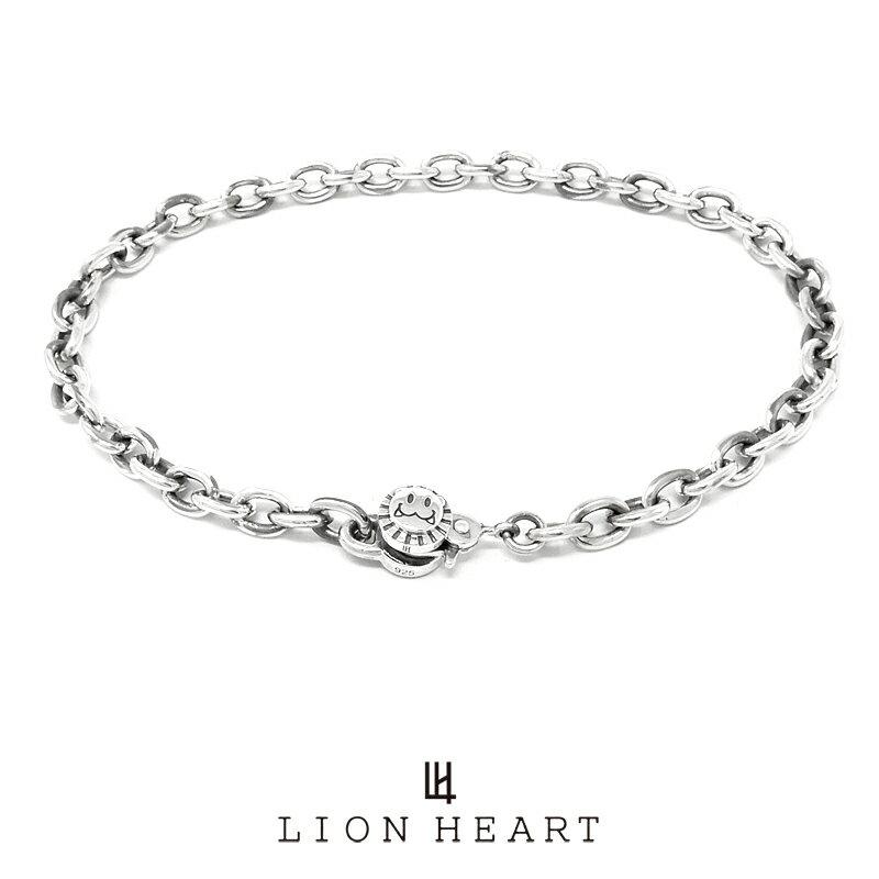 メンズジュエリー・アクセサリー, ブレスレット  LEO 925 1BR074A LION HEART ANIME funny LH ( )