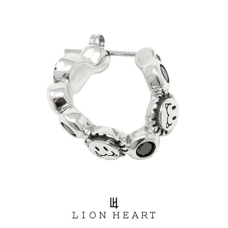 メンズジュエリー・アクセサリー, ピアス  Leo 925 1EA106A LION HEART ANIME funny 1