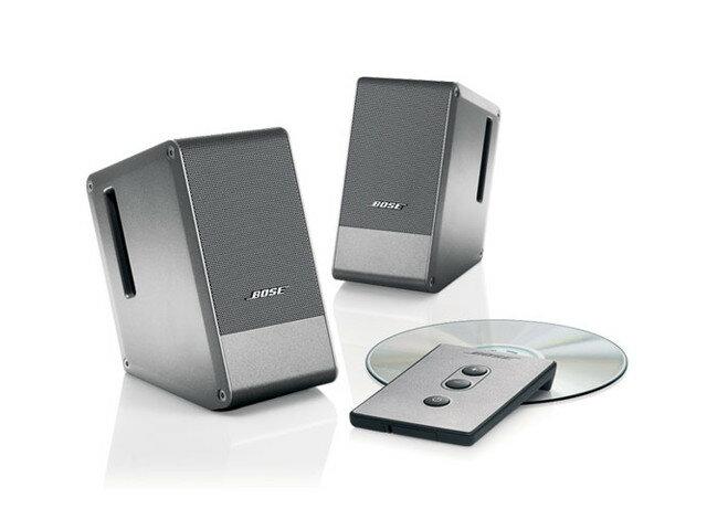ボーズPCスピーカーBOSE M2 (Computer MusicMonitor) シルバー