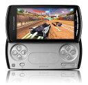 【送料込!】3G Sony Ericsson Xperia Play SIMフリースマートフォン ホワイト