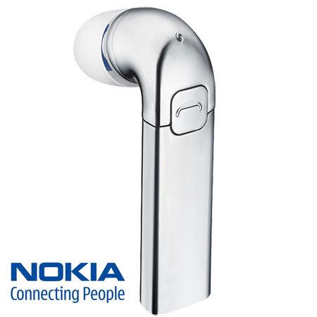 最新【送料無料】 NOKIA J Bluetooth Headset ノイズキャンセリング ワイヤレスヘッドセット