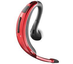 Jabra Wave Bluetooth ノイズキャンセリングワイヤレスヘッドセット RED Edition