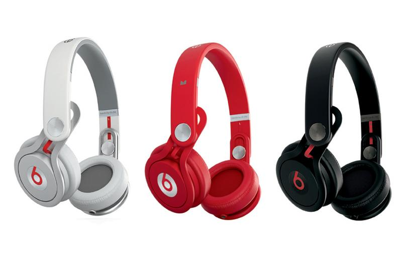 beats by dr.dre モンスター/ BT ON MIXR WHT Beats Mixr オンイヤーヘッドホン
