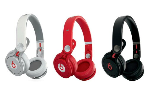 beats by dr.dre モンスター/ BT ON MIXR WHT Beats Mixr オン...