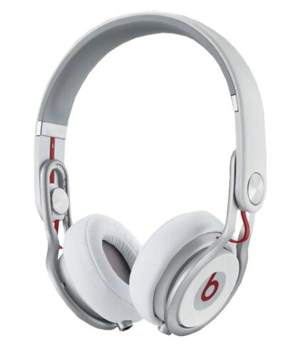 Beats by dr.dre / BT ON MIXR WHT Beats Mixr オンイヤーヘッドホン ホ...