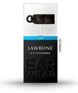 「戦場レベルのヘッドセット」iphone対応JAWBONE ICONノイズキャンセリング Bluetoothヘッドセッ...