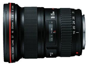 【円高特選】CANON EF16-35mm F2.8L II USM 日本製