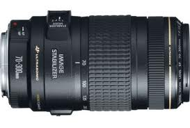 Canon EF70-300mm F4-5.6 IS USM 日本製:RISO-SYA