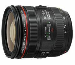 【新品】CANON EF 24-70mm f/4L IS USM日本製:RISO-SYA