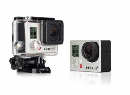 国内正規品 GoPro HERO3+ シルバーエディション CHDHN-302-JP:RISO-SYA