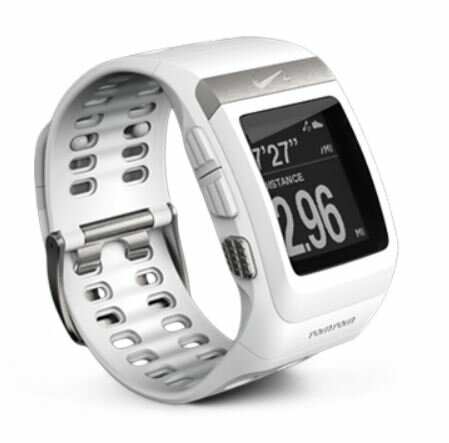 アウトレット品Nike+ SportWatch GPS スポーツウォッチ ホワイト