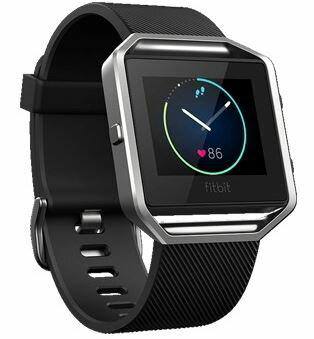 アウトレット新品特価 Fitbit Blaze ブラック