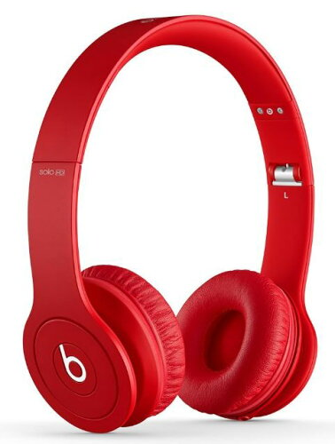Beats by dr.dre / beats by dr.dre beats Solo HD Matte Red BT ON S...