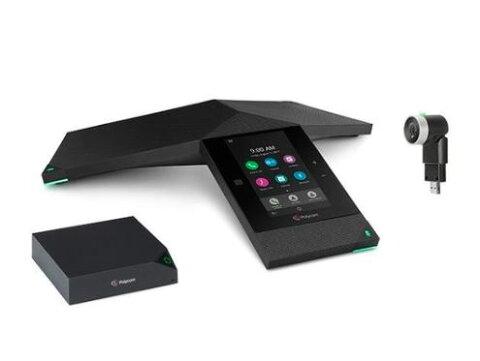 Polycom PPRPT-88H-CKM/LYNC / Trio 8800 コラボレーションキット EagleEye Mini カメラモデル(Skype for Business/Office 365/Lync エディション) 7200-85310-019