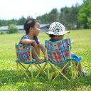 LOGOS ロゴス チェッカー タフタイニーチェア・ポケットプラス チェア キッズ 子供 アウトドア用品 折りたたみ アウトドア 椅子 バーベキュー キャンプ用品 キャンプ道具