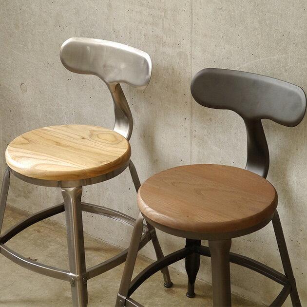 MOSH モッシュ CHAIR チェア 【ノベルティ対象外】 チェア 椅子 ダイニング リビング スチール 無垢材 ビンテージ ヴィンテージ インテリア 家具