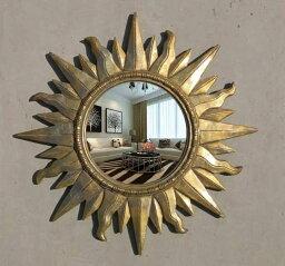 豪華鏡 アンティーク調 壁掛け鏡 壁掛け 壁掛けミラー ウォールミラー