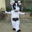 コスプレ衣装 着ぐるみ 大人用着ぐるみ きぐるみ キャラクター ハロウィン 仮装 牛