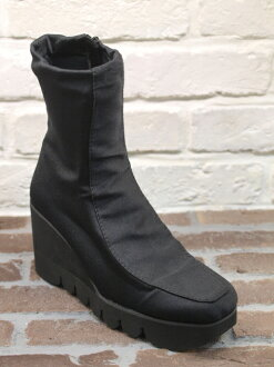 8720 thick-soled boots black