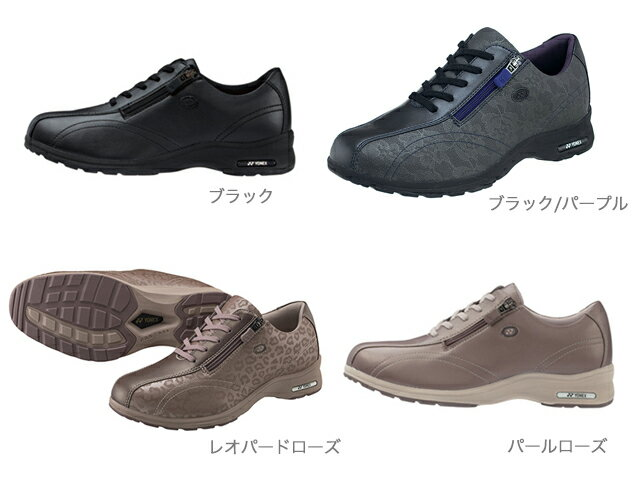 レディース靴, ウォーキングシューズ YONEX LC30WBL PRSCP