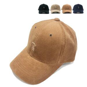 ベーシックエンチ Corduroy Hand Sign Cap キャップ 帽子 レディース メンズ 秋冬 コーデュロイ オリジナル 全4色 フリーサイズ 57cm 59cm bch-s01548