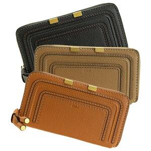 Chloe Chloe round zipper long wallet MARCIE Mercy chc10up571 | zipper round zipper coin purse brand wallet wallet wallet wallet card lot ladies cute cute fashionable brand