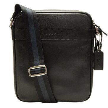 コーチ COACH ショルダーバッグ f54782blk   ショルダー バック バッグ 鞄 かばん 通勤 肩掛け 斜め掛け 斜めがけ コンパクト メンズ かっこいい おしゃれ オシャレ ブランド レザー 本革 プレゼント アウトレット
