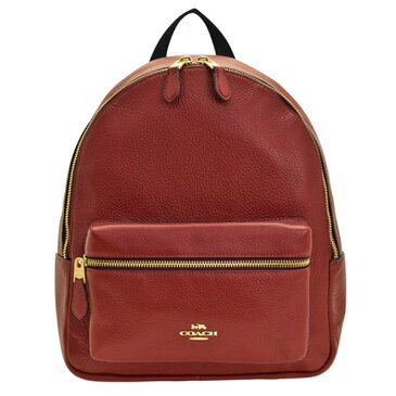 コーチ COACH バッグ リュックサック バックパック アウトレット f30550imche | バック バッグ 鞄 かばん 通勤 レディース かわいい 可愛い おしゃれ おすすめ ブランド レザー ワインカラー ブラックフライデー